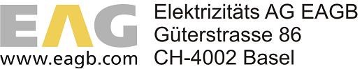 Elektrizitäts AG EAGB, Basel