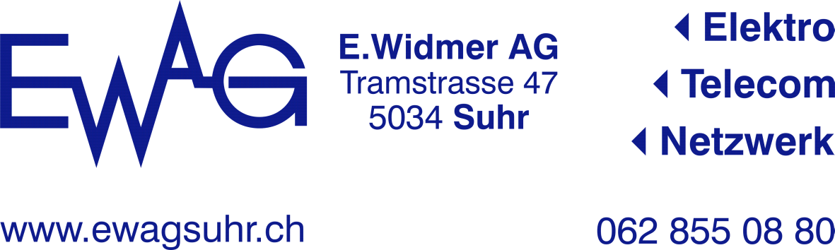 EWAG E. Widmer AG Suhr